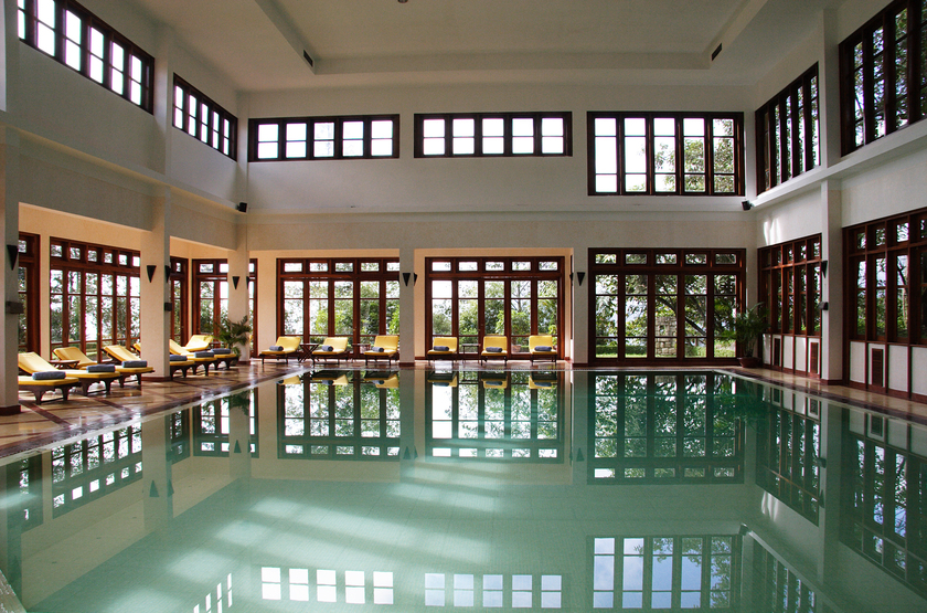 Victoria sapa resort   vietnam   pool slideshow