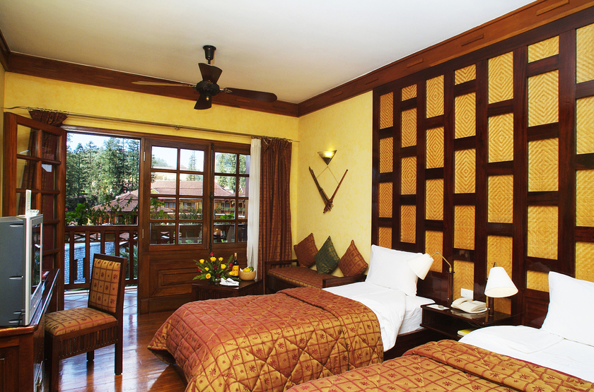 Victoria sapa resort   vietnam   superior room slideshow