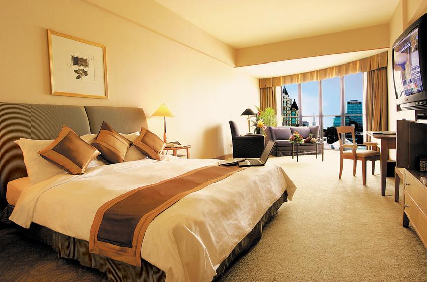 Caravelle hotel   vietnam ho chi minh   chambre slideshow