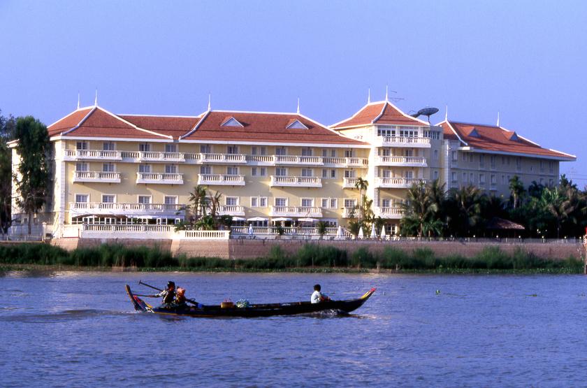 Victoria Chau Doc Hotel, Vietnam, extérieur