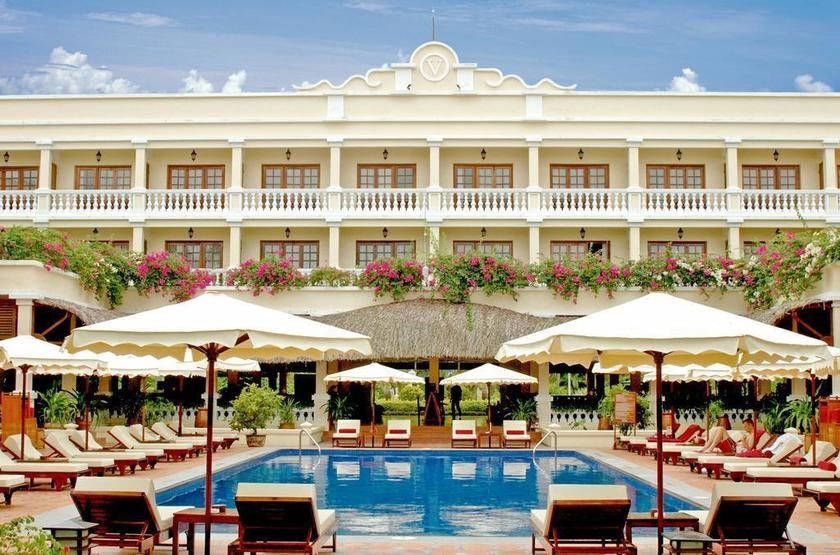 Victoria Can Tho Resort, Vietnam, piscine