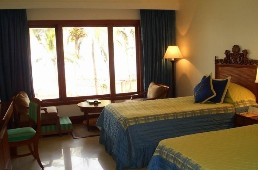 Taj fort aguada resort room slideshow