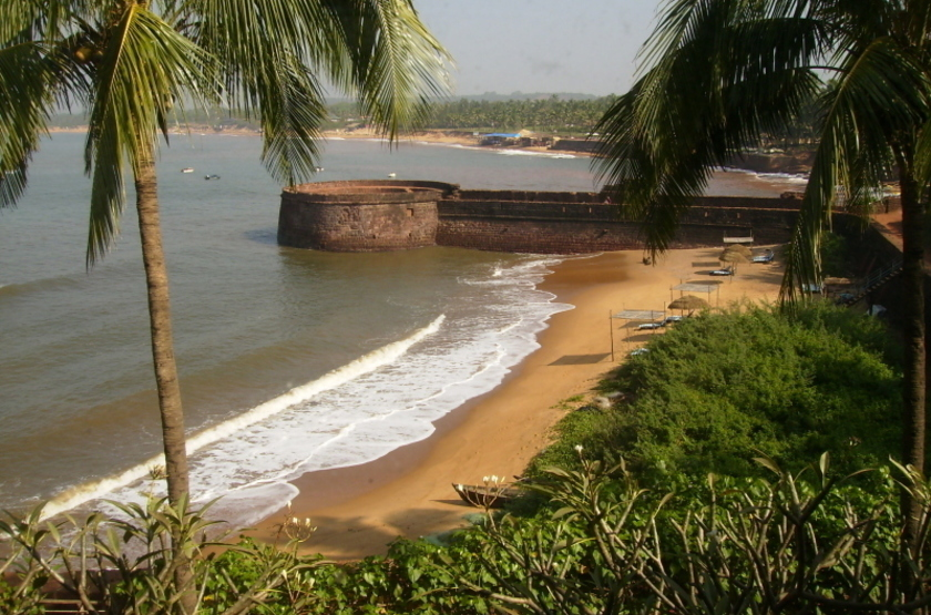 Taj Fort Aguada Resort & Spa, Goa, Inde, plage