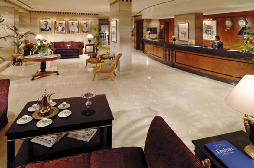 Grand Excelsior Hotel Deira, Dubaï, lobby