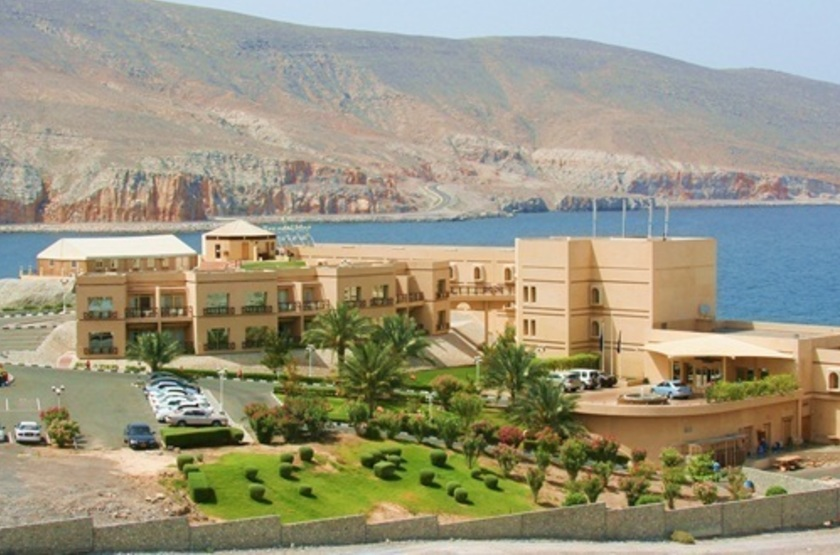 Golden tulip khasab slideshow