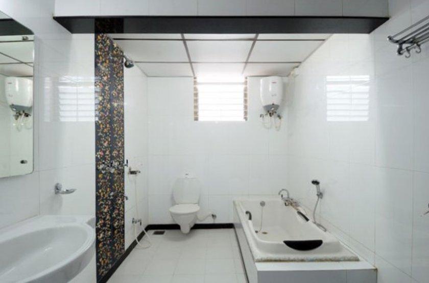 Pearl, Bijapur, Inde, salle de bains