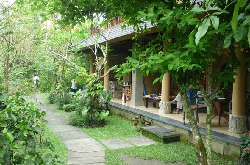 Ananda Cottages Ubud, Bali, Indonésie, cottages
