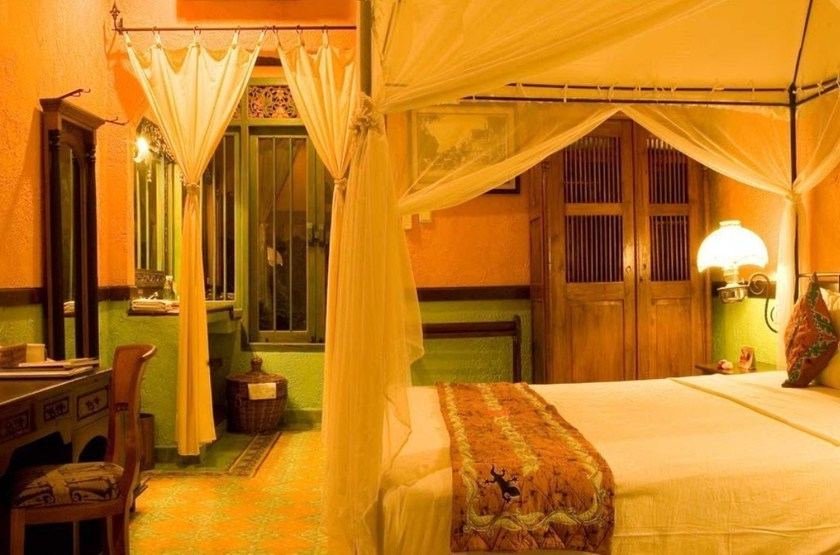 Dusun Jogja Village Inn, Jogjakarta, Java, chambre