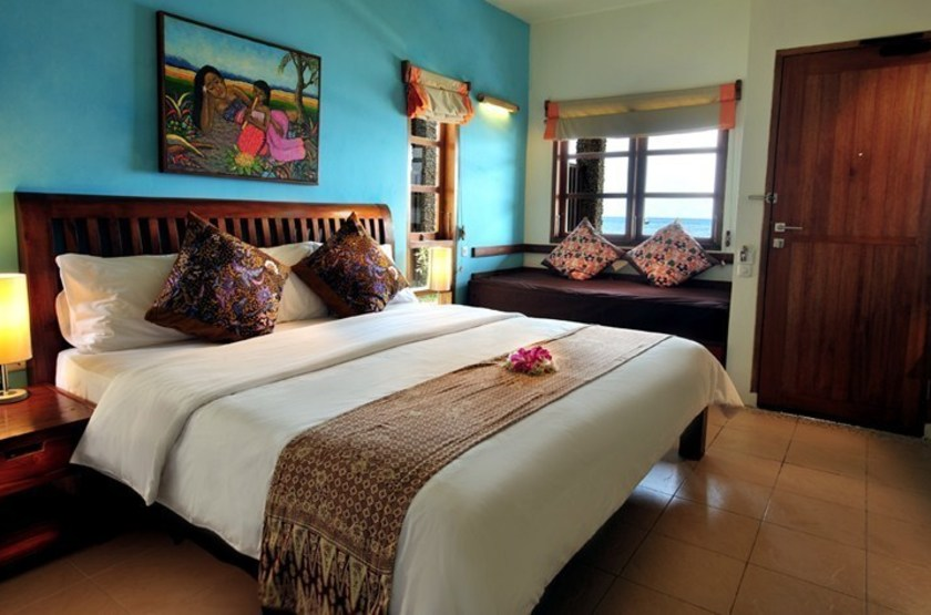 Cocotinos Lombok, Indonésie, chambre
