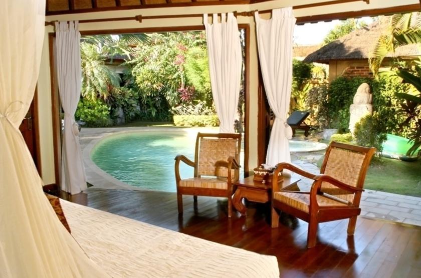 Dyana Villas, Seminyak, Bali, Indonésie