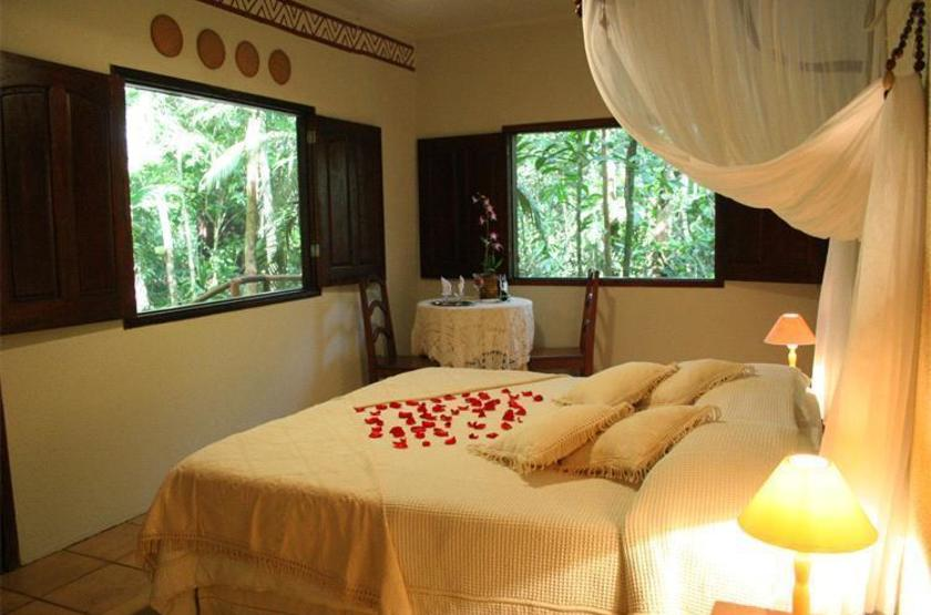 Anavilhanas Jungle Lodge, Brésil, chambre