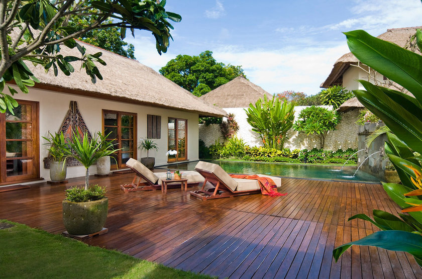 Pool villa slideshow