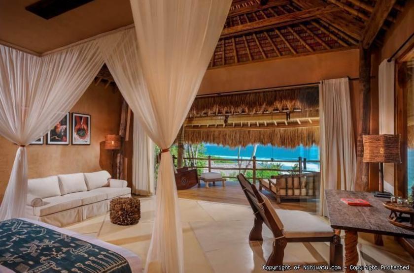 Nihiwatu Resort Sumba Island, Indonésie, villa