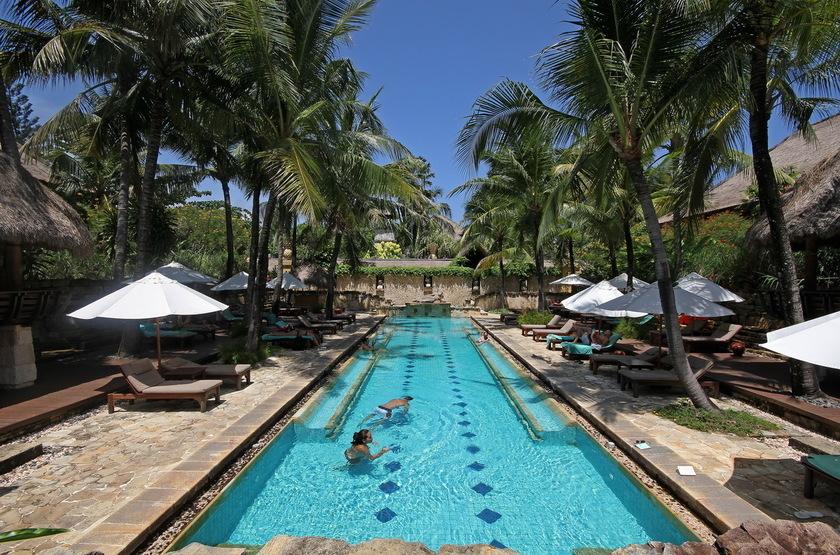 Novotel Bali Benoa, Bali, Indonésie, piscine