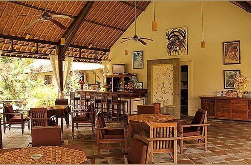 Villa Taman Di Blayu, Belayu, Bali, Indonésie, bar