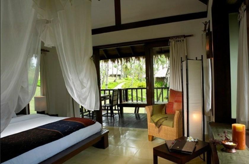 Kima Bajo Resort & Spa, Sulawesi, Indonésie, chambre