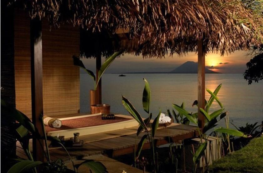 Kima Bajo Resort & Spa, Sulawesi, Indonésie, Spa
