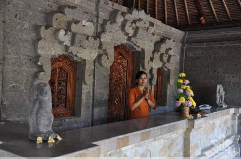 Matahari Terbit Nusa Dua Beach Resort, Bali, temple