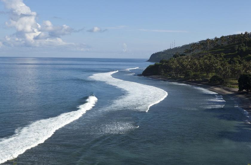 Puri Mas Boutique Resort Lombok, Indonésie, plage