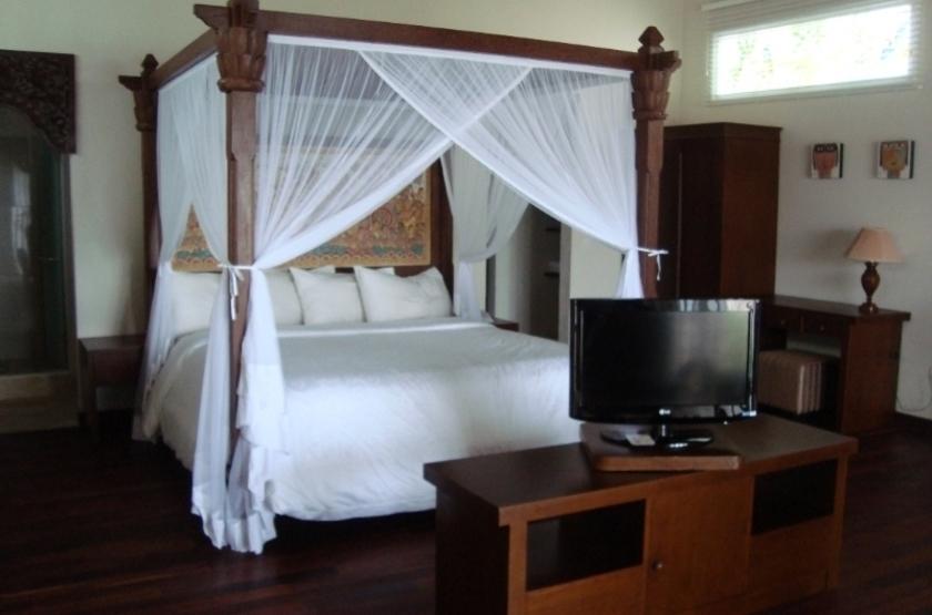 Puri Mas Boutique Resort Lombok, Indonésie, chambre