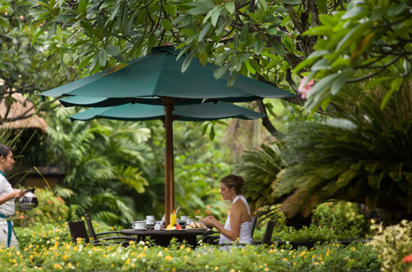 The Patra Bali Resort & Villas, Bali, Indonésie, jardins
