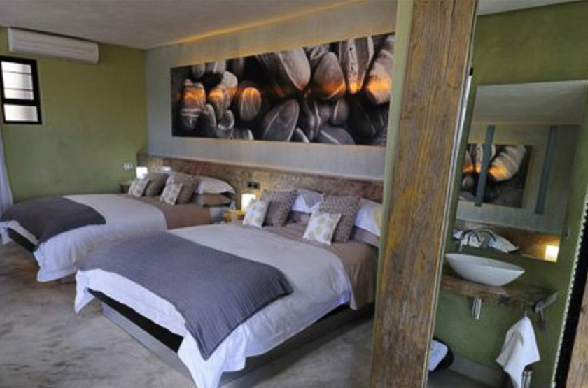 The Olive Exclusive Boutique Hotel, Windhoek, Namibie, suite twin