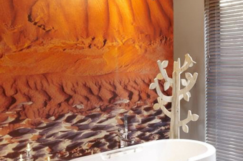 Olive exclusive salle de bain de la namib suite slideshow