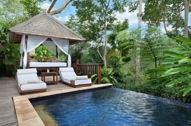 Pool villa listing
