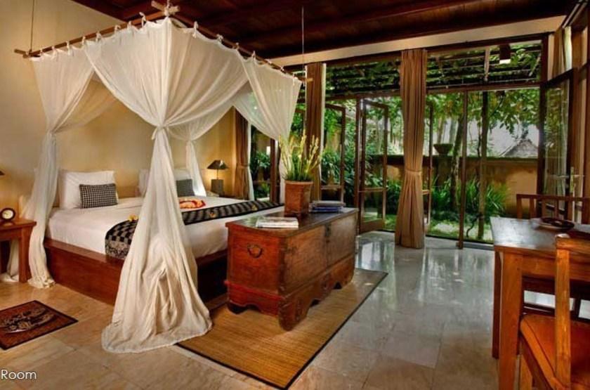 Komaneka at Tanggayuda, Ubud, Bali, Indonésie, suite