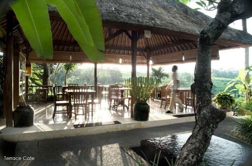 Komaneka at Tanggayuda, Ubud, Bali, Indonésie, bar