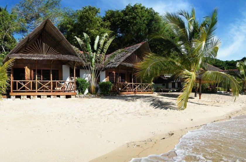 Bungalows sur la plage slideshow