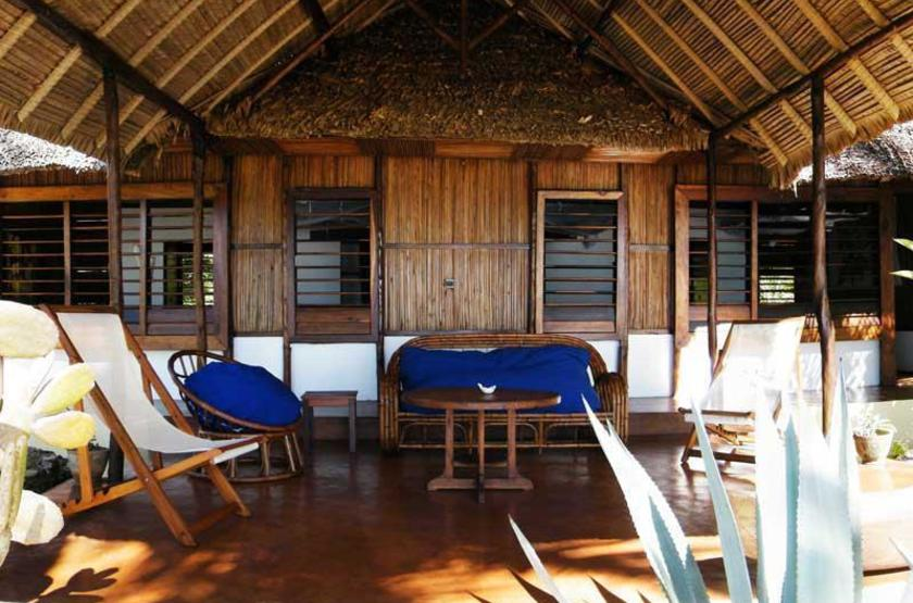 Antoremba Lodge, Ambanja, Madagascar, salon