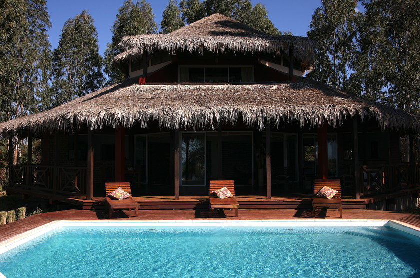 Madagascar   antsanitia resort   piscine suite pool villa slideshow