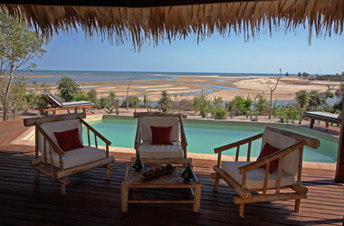 Madagascar   antsanitia resort   terrasse suite pool senior listing