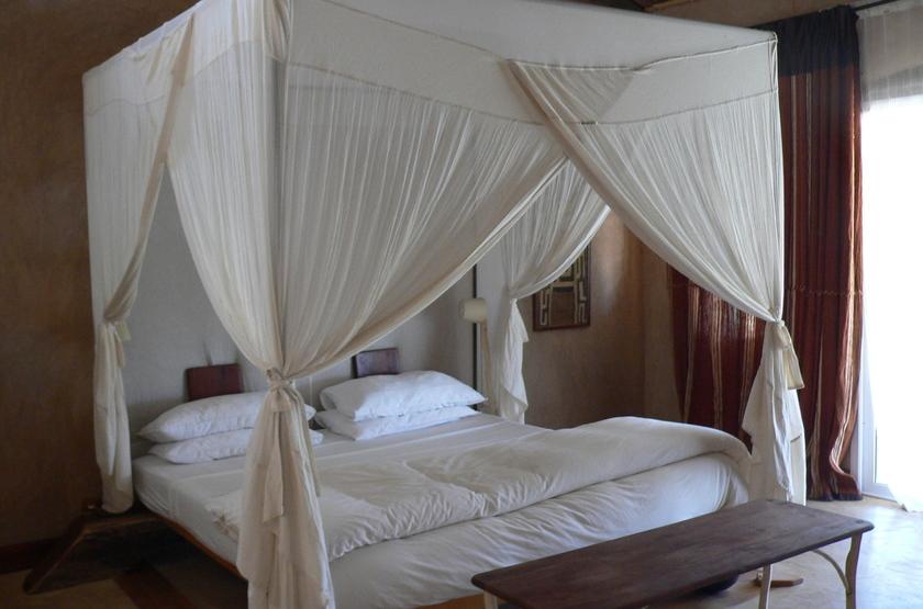 Bakuba Concept, Téluar, Madagascar, chambre