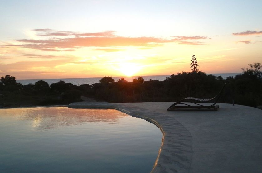 Bakuba Concept, Téluar, Madagascar, piscine vue mer
