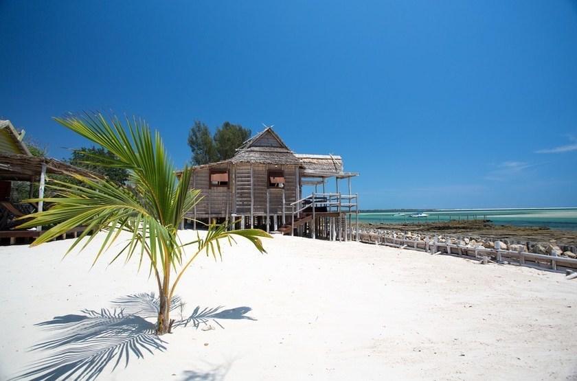 Ecolodge du Menabe, Madagascar, Belo, plage