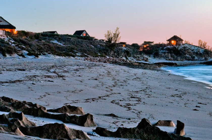 Ristorante spiaggia notte2 slideshow