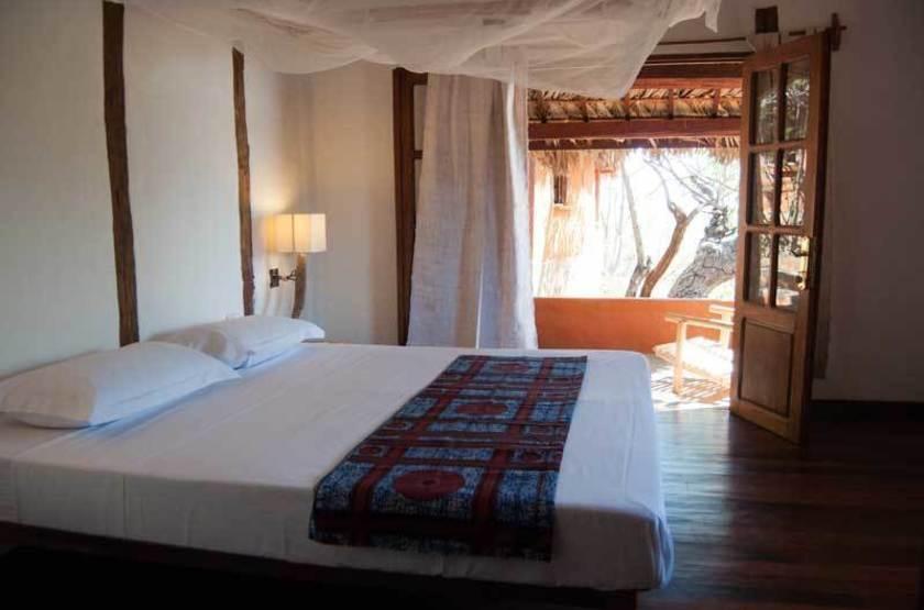 Suarez Hotel, Diego Suarez, Madagascar, chambre