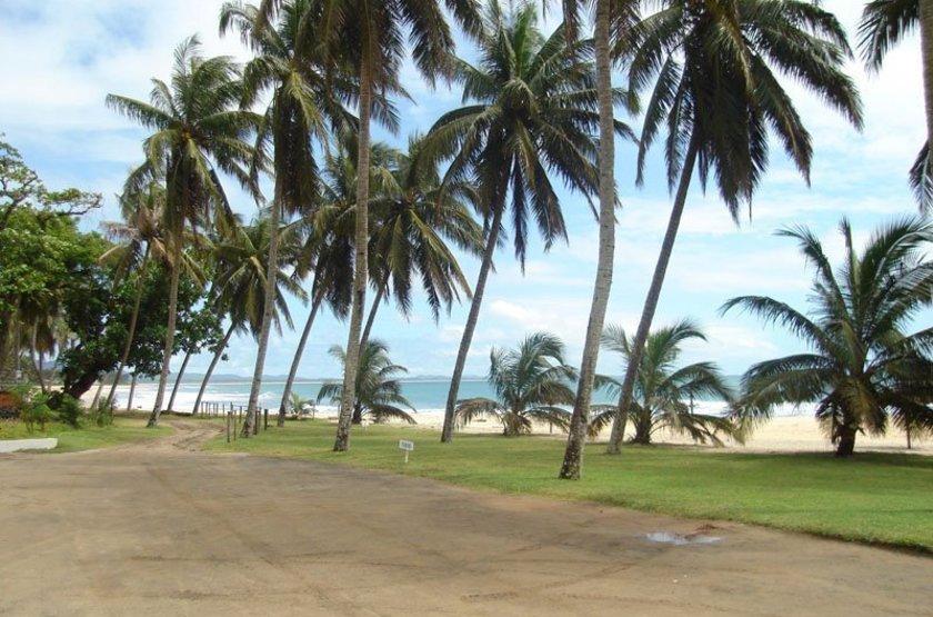 Las Palmas, Sambava, Madagascar, plage