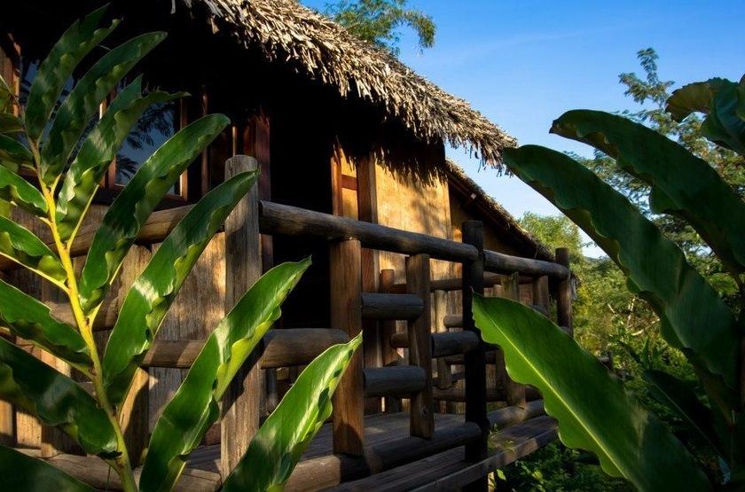 Ankavana Lodge, Antahala, Madagascar, bungalow