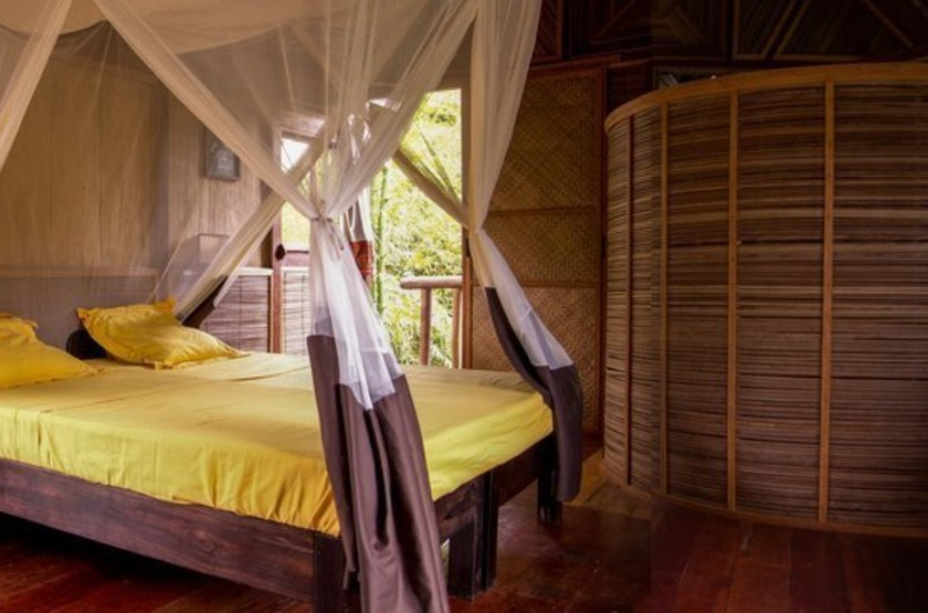 Ankavana Lodge, Antahala, Madagascar, chambre