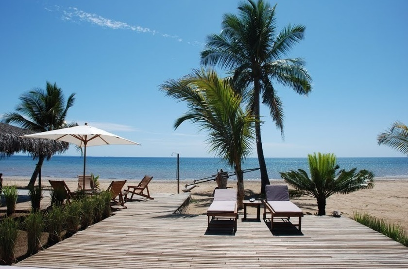 The Nosy Lodge - Nosy Be, Baie d'Ambondrona, Madagascar, place