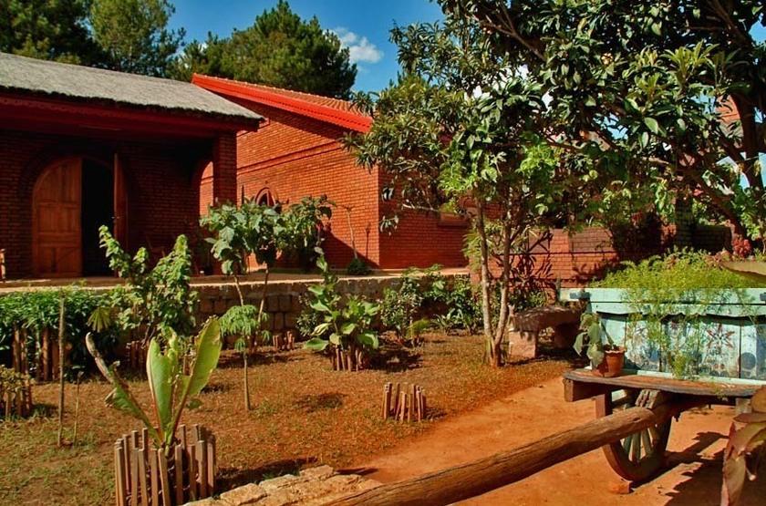 Eco Lodge Les Chambres Du Voyageur, Antsirabe, Madagascar, bungalow