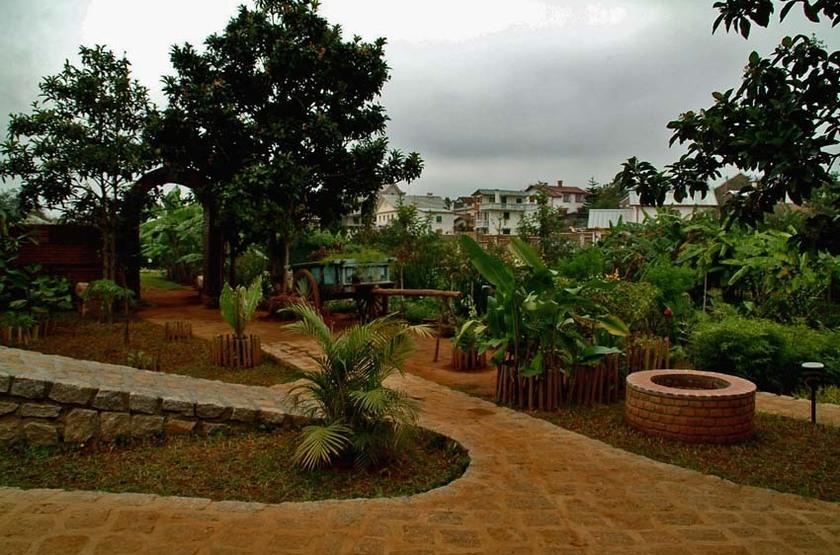 Eco Lodge Les Chambres Du Voyageur, Antsirabe, Madagascar, extérieur