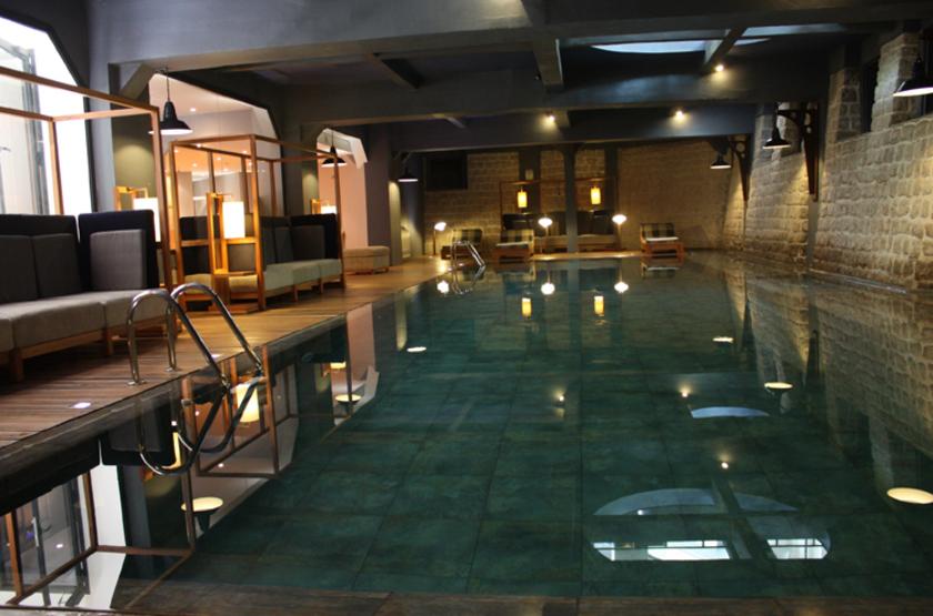 Le Louvre Hôtel & Spa, Antananarivo, Madagascar, piscine