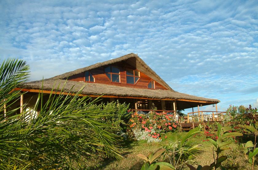 Nature Lodge, Joffreville, Madagascar, extérieur