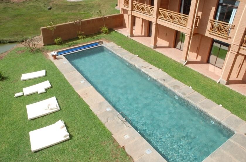 Tamboho Hôtel, Antananarivo, Madagascar, piscine