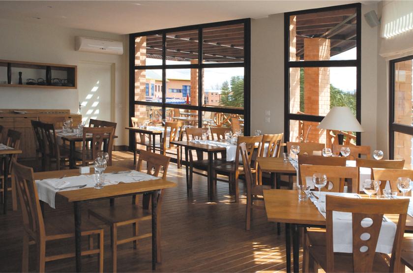 Tamboho Hôtel, Antananarivo, Madagascar, restaurant