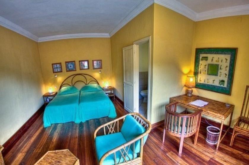 Tsara Guest House, Fianarantsoa, Madagascar, chambre